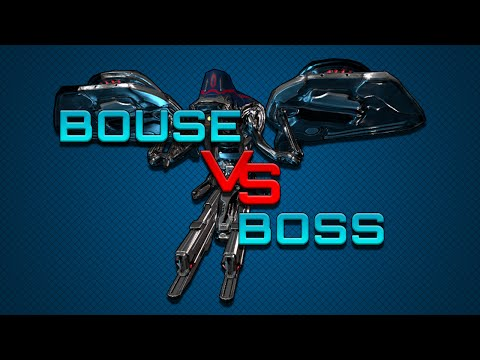 How to easily beat Warframe Raptor |BouseVsBoss #3