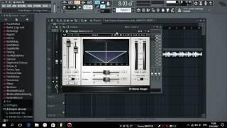 FL Studio 12 , Сведение - Мастеринг Rap жанра
