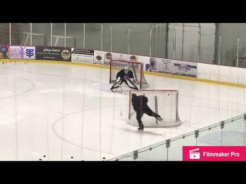 Cade Corbin '03 Goalie, Waconia (MN) HS
