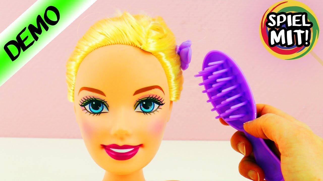 Barbie Pink Shoes Die Verzauberten Ballettschuhe Schmink Und