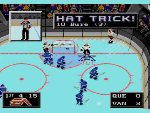 The Evolution Of Hockey Video Games The Nostalgia Blog