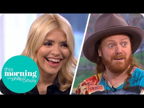 Keith Lemon Wants to Know if Holly's Pregnant | This Morning