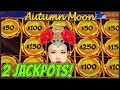 HIGH LIMIT Dragon Cash Link Autumn Moon (2) HANDPAY JACKPOTS ~ $50 Bonus Round Slot Machine Casino