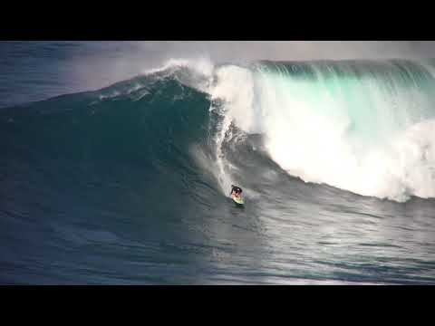 The Domke Daily 119: Big Wave Paddle Surfing @ Jaws | Jan. 21, 2018