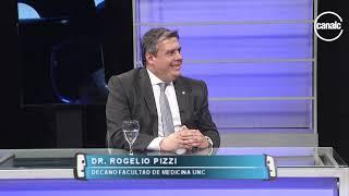 Rogelio Pizzi - Decano Facultad de Medicina UNC