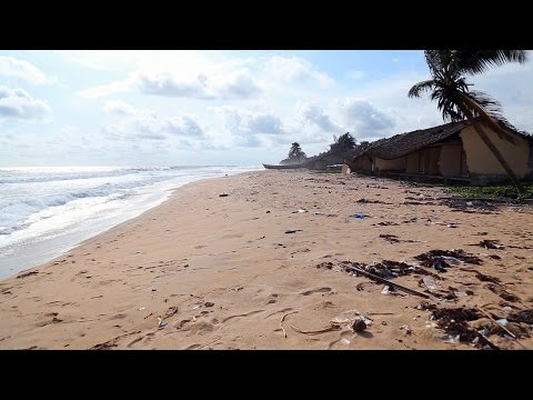 Living on the Edge: Saving West Africa Coastal Assets