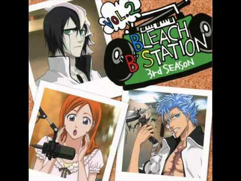 Bleach B Station [3rd Season, vol.2] - Suwabe Junichi (Part 1)