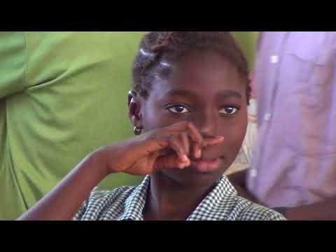 buganala gambia school for the deaf brikama  mei 2018 movie