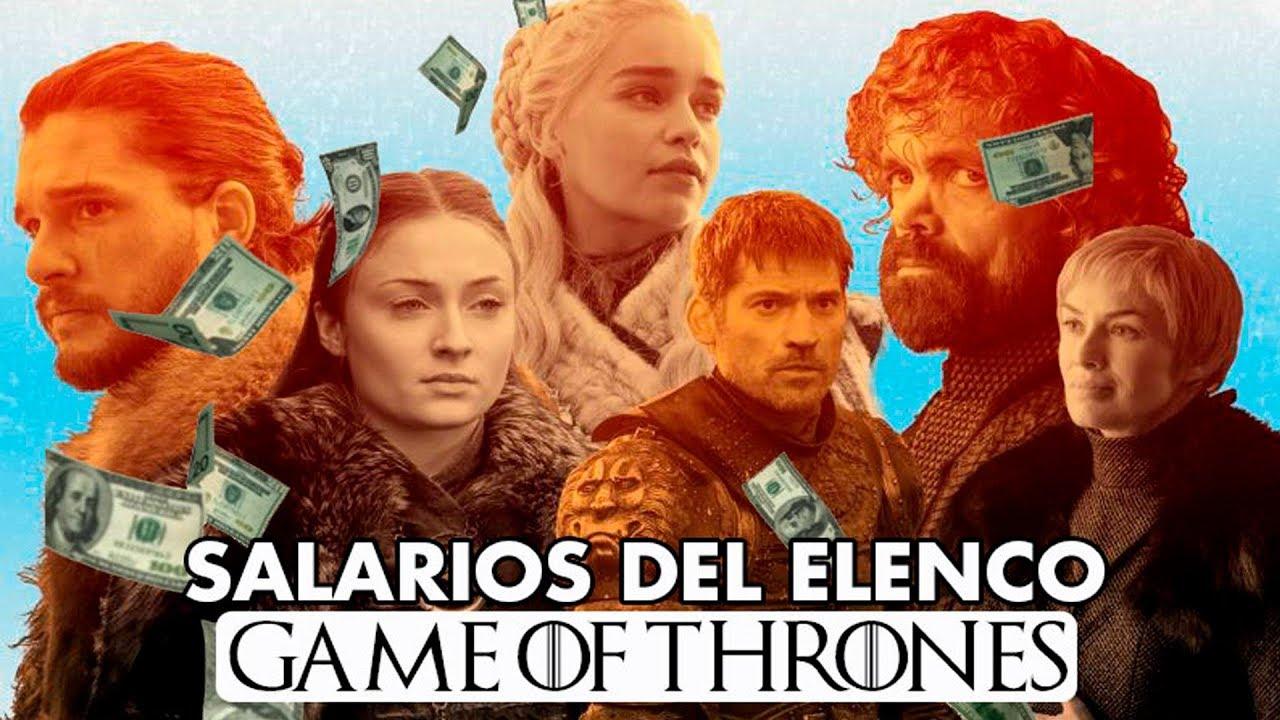 Download Salarios del elenco de GAME OF THRONES 💸