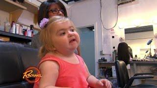 Tiny YouTube Star Audrey Nethery Hits Hollywood