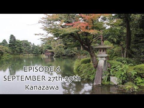 Ryan Takes Japan - EPISODE 6 -  KANAZAWA