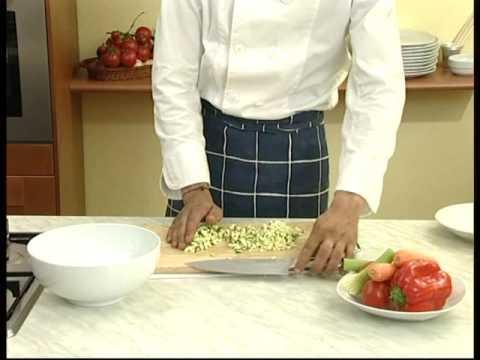 cuisine-marocaine---taboulé-(salade-froide-de-couscous)