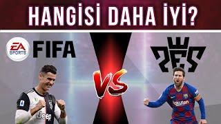 HANGİSİ DAHA İYİ: FIFA & PES KARŞILAŞTIRMA