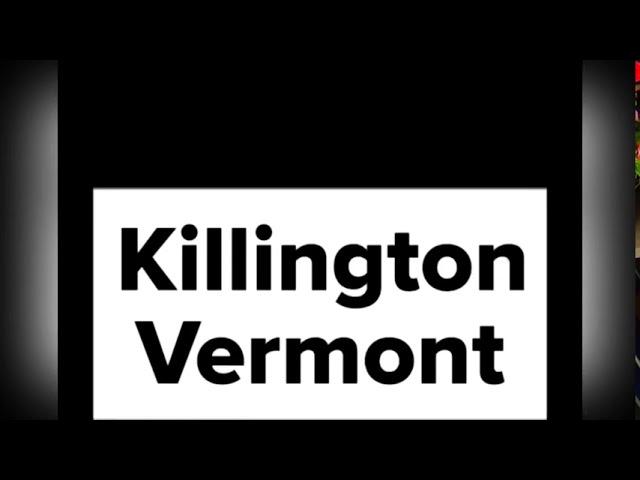 Shreding Killington