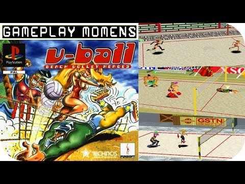 V-Ball: Beach Volley Heroes -  Video Game