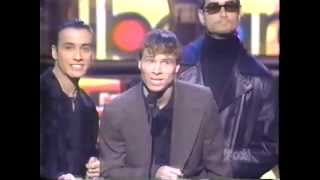 Backstreet Boys - 1997 - Billboard Awards - Presenting (@_BoysOnTheBlock)