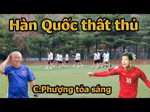 Thử Thách Bóng Đá Đi Xem Bùi Tiến Dũng , Công Phượng ghi bàn ĐT Việt Nam thắng Seoul FC Hàn Quốc