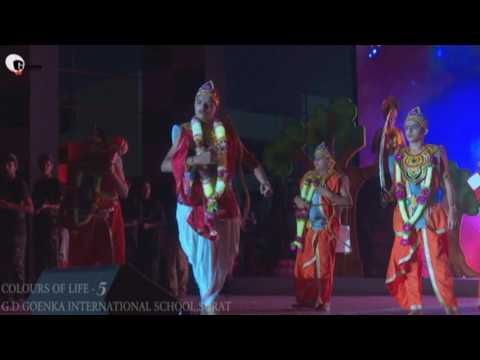 Colour Of Life  5 Annual Function Part 6 25 10 2016