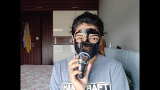 CHARCOL PEEL OFF MASK for skin care