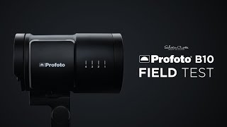 Profoto B10 In Action with Sal Cincotta