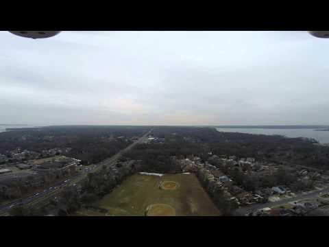 Over Severna Park MD