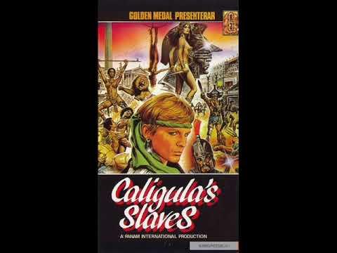 Caligula's slaves (Roma - L'antica chiave dei sensi) - Marcello Giombini - 1984