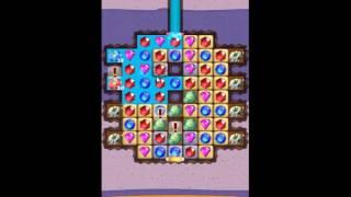 Diamond Digger Saga Level 1204 - NO BOOSTERS