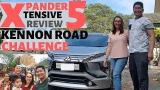 2019 Mitsubishi Xpander Review 5 : Uphill, Baguio, Kennon Road