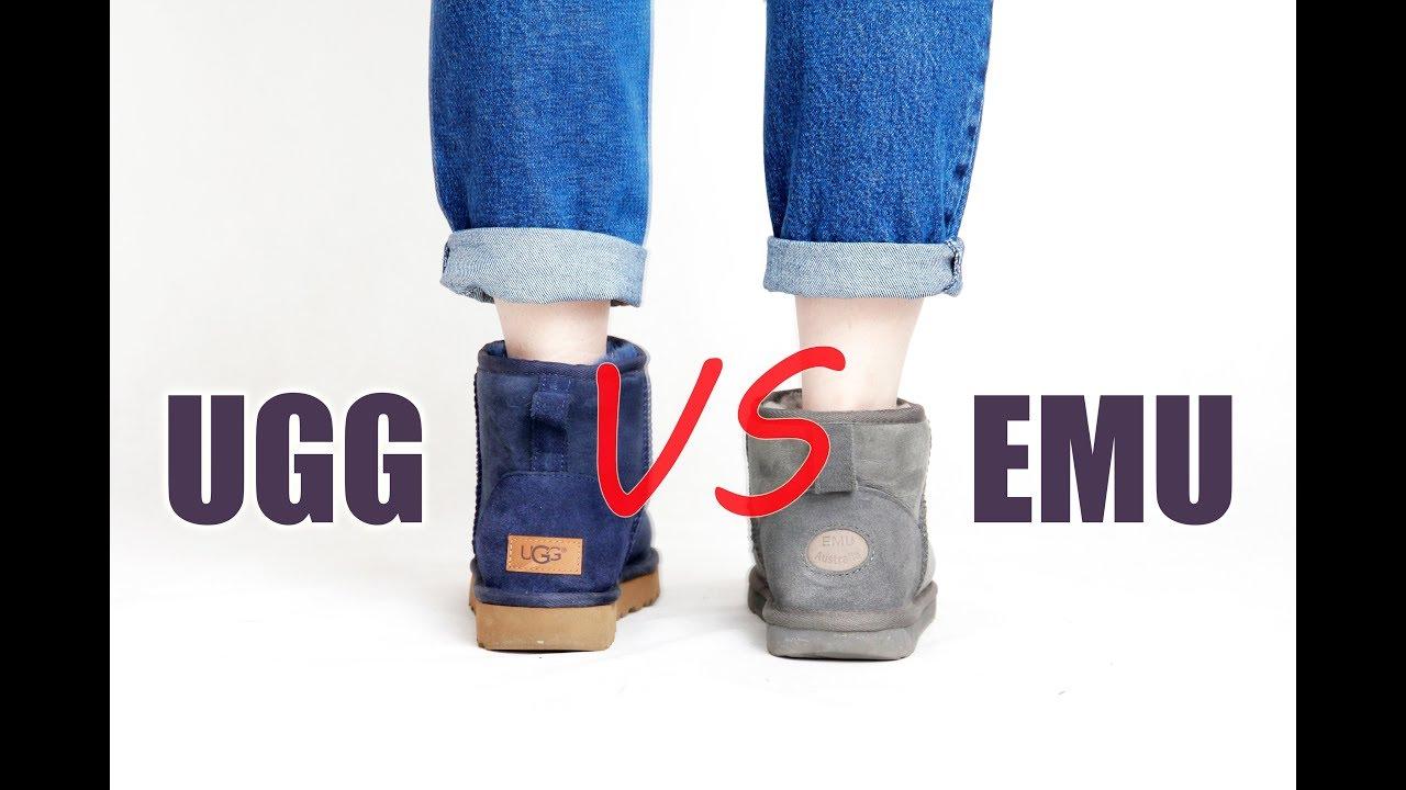 ugg vs emu