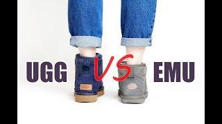 EMU vs UGG - PORÓWNANIE ShoeLove
