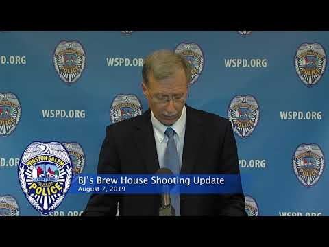 BJ's Brewhouse Shooting Update - Press Conference