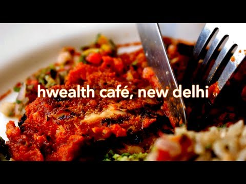 IS THIS THE MOST DELICIOUS HEALTH FOOD IN DELHI?   Food Vlog #4
