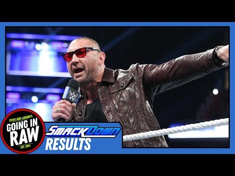 WWE Smackdown Live 1000 Full Results & Review! Going In Raw Pro Wrestling Podcast