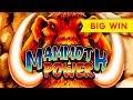 AWESOME RUN! Mammoth Power Slot - HUGE WIN, LOVE IT!