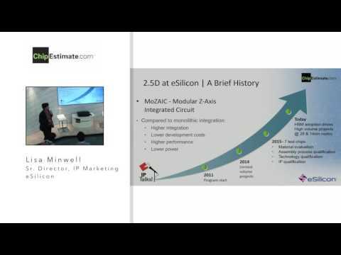 eSilicon IP Core Catalog   ChipEstimate com