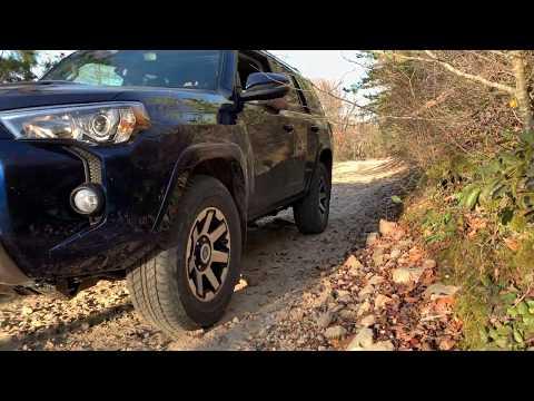Peter's Mill Run Trail - Virginia