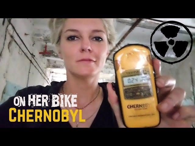 Chernobyl. On Her Bike Around the World. Episode 23