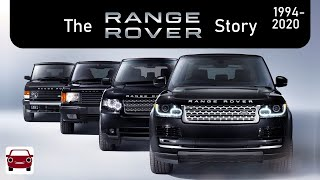 The Range Rover Story (1994-today)