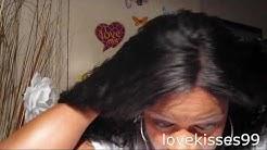 Sassy Secret Indian Remy Human Hair Full Lace Wig *Vivian*