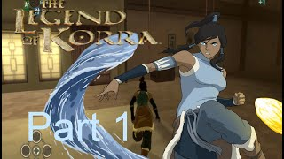 The Legend Of Korra Video Game - (PC) - (Part 1) - (1080p)