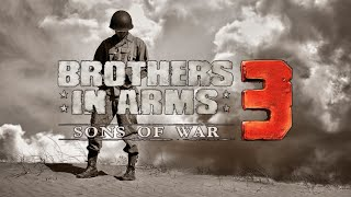 Brothers in Arms 3: Sons of War для iPhone и iPad - первый взгляд