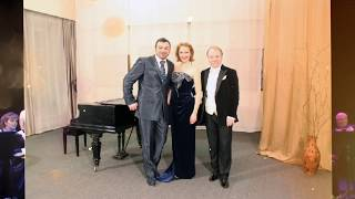 «Звездный дуэт»  (Е.Семенова, Д.Гвинианидзе) - «Таланты мира» в  проекте «К юбилею Дома Озерова».