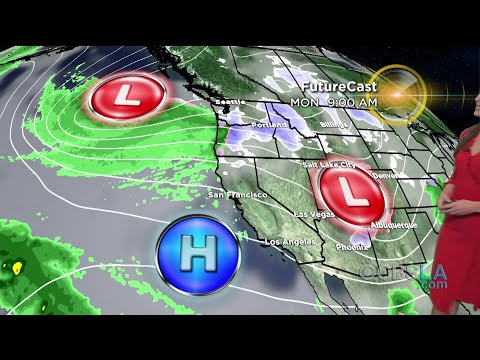 CBSLA Morning Weather Brief (Feb. 11)