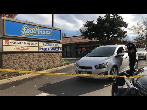 See scene after officer-involved shooting in Natomas