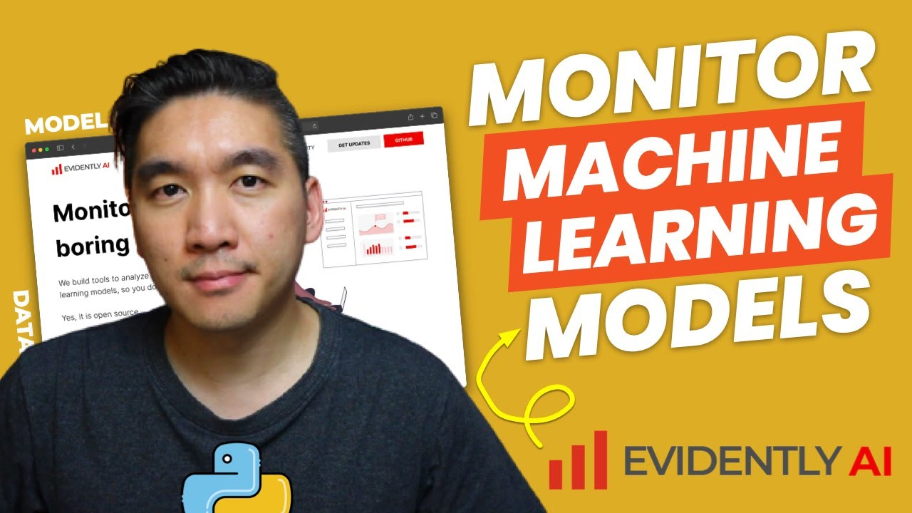 How to Monitor Machine Learning Models (Evidently AI)