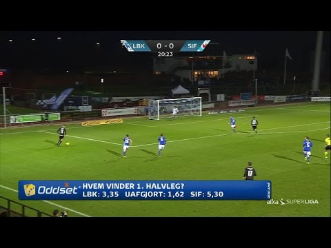 Lyngby Boldklub – Silkeborg IF (10-12-2016)