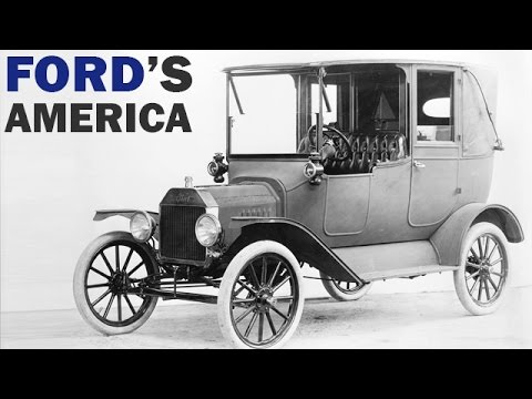 Henry Ford's Mirror of America | Life in the 1910s | Documen