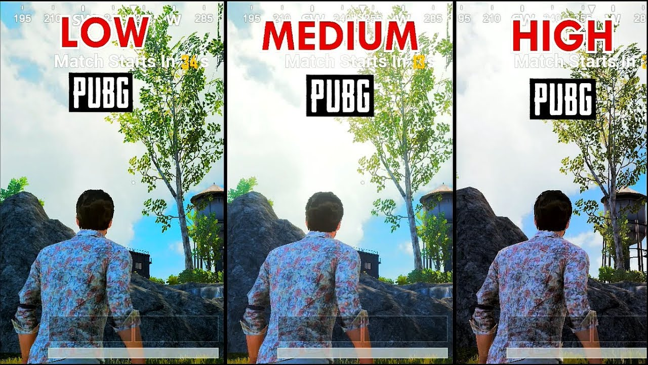 Pubg Mobile Ultra Hd Yapma Ios: PUBG MOBILE ULTRA Vs LOW GRAPHICS COMPARISON ( IOS