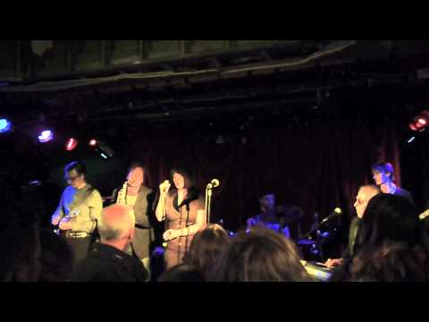 Erdal Kizilcay and band: Buddha of Suburbia performed live in London 16.4.2014