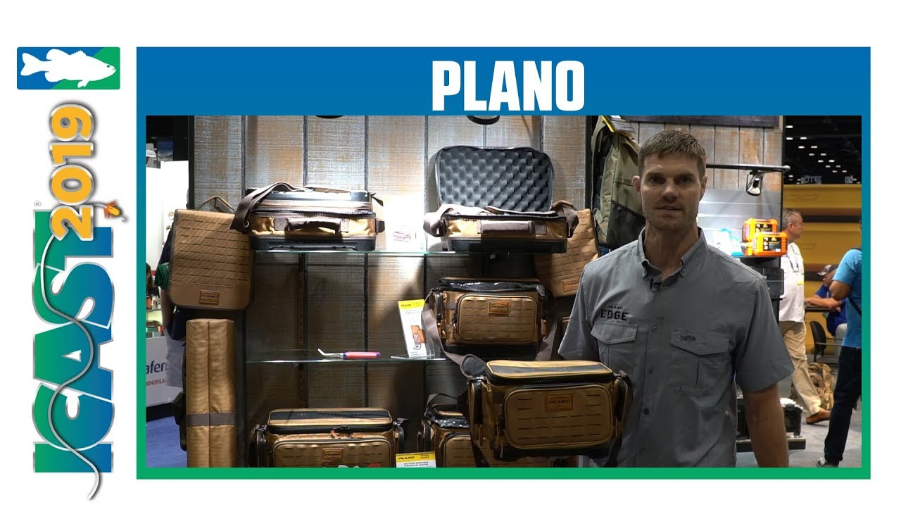 ICAST 2019 Videos - New Plano Guide Series Bags